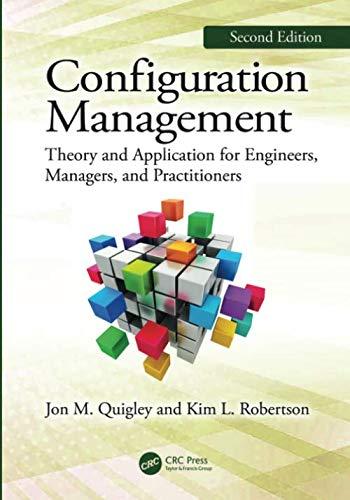 Configuration Management, Second Edition