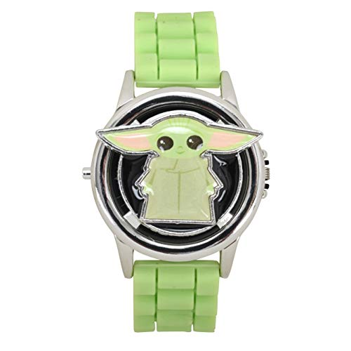 Star Wars Kids LCD Watch with Spinner Cover