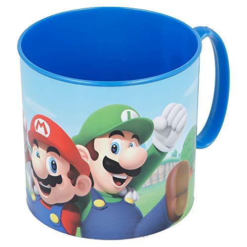 STOR Tasse Micro, 265 ml. Super Mario.