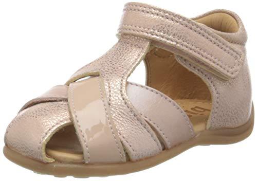 Bisgaard Girls Cheri Sandal, Rose Gold,22 EU