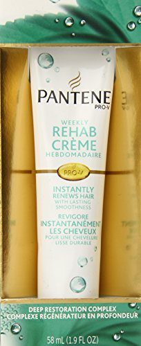 Pantene Pro-V Weekly Rehab Creme 1.9 Fl Oz