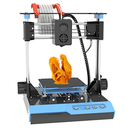 Small 3D Printer for Kids, Mini 3D Printer with Free Testing PLA Filament, Easy Assembly Fast...