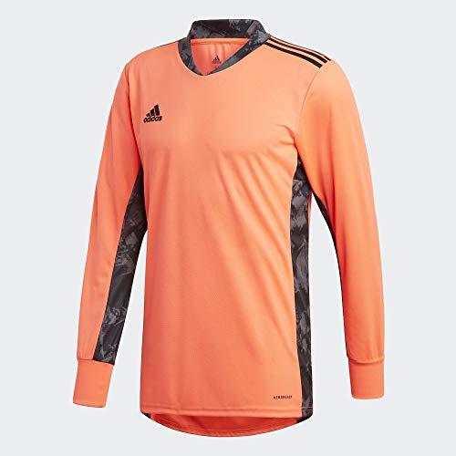 adidas AdiPro 20 Goalkeeper Jersey Longsleeve Signal Coral/Black