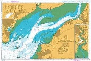 BA Chart 1320: Bristol Channel, Severn Estuary, Steep Holm to Avonmouth