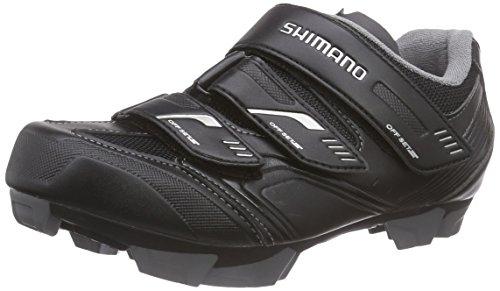 Shimano SH-WM52L - Zapatillas de Ciclismo para Mujer, Talla SPD 3 Velcro, Todo el año, Mujer, Color Multicolor, tamaño 36 EU