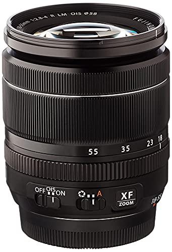 Fujifilm Fujinon XF 18-55 mm F2.8-4.0 R LM OIS - Objetivo para Fujifilm X (distancia focal 18-55 mm,...