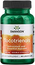 Swanson Double Strength Tocotrienols 100 Milligrams 60 Liq Capsules
