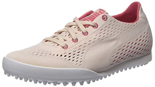 PUMA Monolite Cat Em, Damen Golfschuhe, Pink (Rosewater-Rapture Rose 03), 41 EU