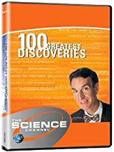 100 Greatest Discoveries 5 DVD Complete Set