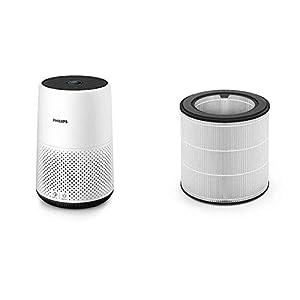 Philips Qualità Aria AC0820/10 Purificazione Automatica Intelligente + Philips Qualità Aria FY0194/30 Filtro HEPA