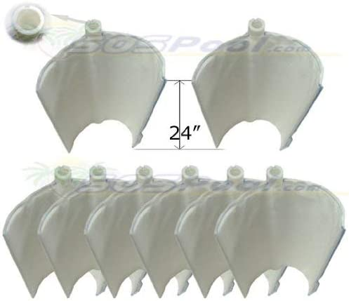 Full Set of Ranking TOP4 24 in. Manifold FC-9240X8 Now free shipping Bottom Filter Grids