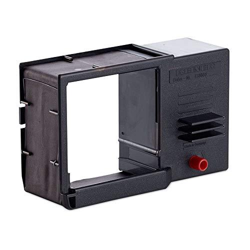REINER Farbbandkassette für Elektrostempel 920/922/925 (2 Stück) Farbe Rot
