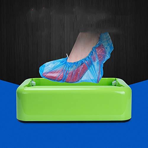 Zapatos Automáticos Inteligentes Cubiertas De La Máquina, Zapatos Desechables De Arranque De...