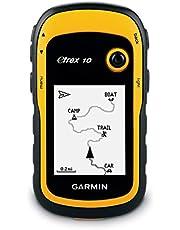 Garmin eTrex 10 GPS handapparaat – 2,2 inch touchdisplay, batterijduur tot 25 uur