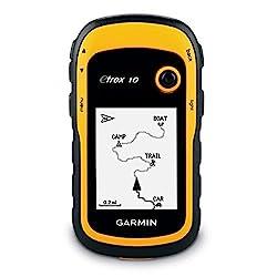in budget affordable Garmin eTrex 10 World Handheld GPS Navigator