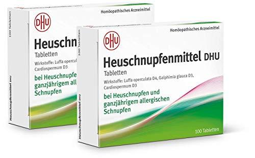 Dhu-Arzneimittel GmbH & Co. -  Heuschnupfenmittel
