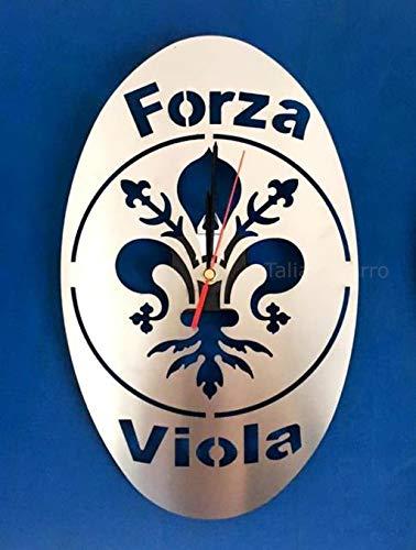 Taliani Ferro Orologio in Acciaio Inox semilucido Aisi 304. Sport Vari. (Fiorentina)