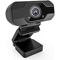 Homga Plug & Play USB HD Webcam with Microphone