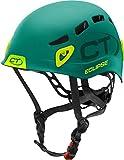 Climbing Technology Eclipse - Casco Unisex para Adultos, Verde Oscuro/Verde, 48-56 cm