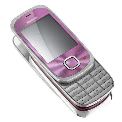 Nokia 7230Rosa Handy auf Vodafone PAYG -