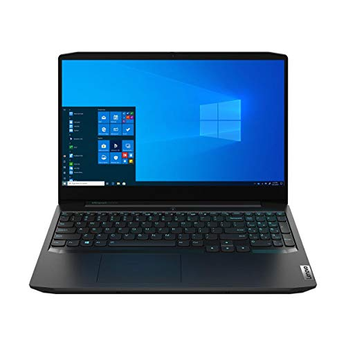 Lenovo IdeaPad 3 15IMH05 81Y4001XUS 15.6' Gaming Notebook - 1920 x 1080 - Core i5 i5-10300H - 8 GB RAM - 256 GB SSD - Onyx Black - Windows 10 Home 64-bit - NVIDIA GeForce GTX 1650 Ti with 4 GB -