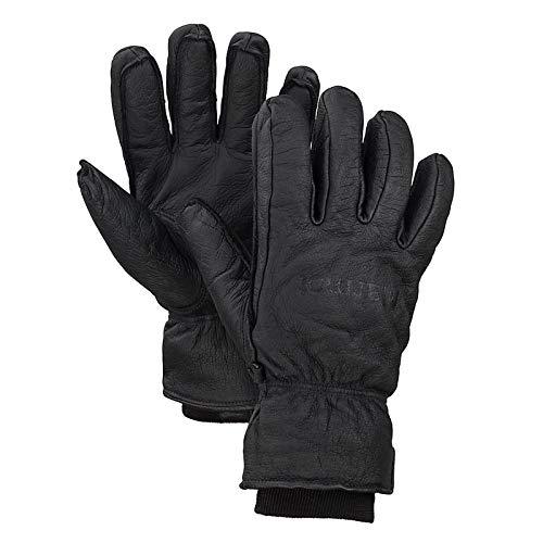 Marmot Herren Handschuhe Basic Ski Glove, Black, S, 17170-001-3