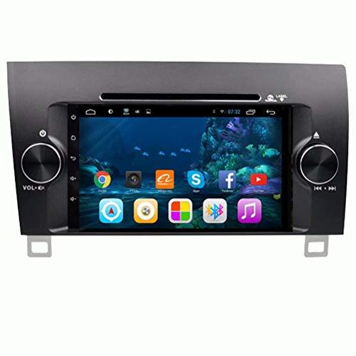 Autoradio TOPNAVI 7 Pouces pour Toyota Tundra avec DVD 2007 2008 2009 2010 2010 2011 Android 6.0 Auto GPS Stéréo WiFi 3G RDS Miroir Lien BT