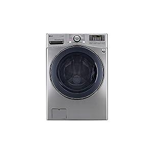 LG F1K2CS2T – Lavadora 17 kg, A ++, Inox Anti huellas, 1100 rpm, Serie 17 XXXL