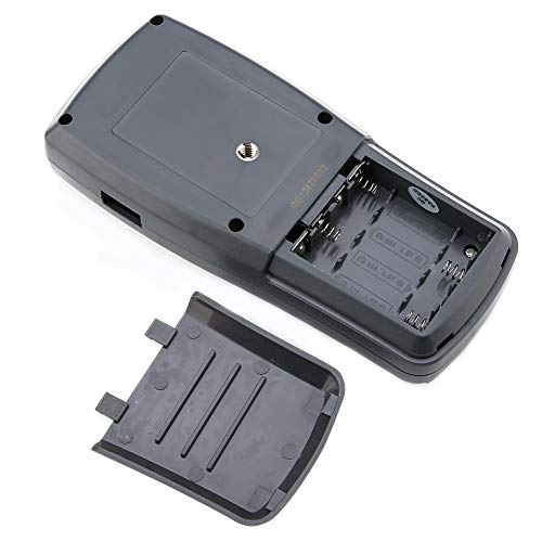 Zerone GM8902 + Pantalla LCD Anemómetro digital Flujo de aire Velocidades del...