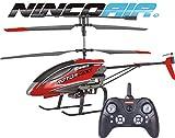 Ninco (NH90136 NincoAir-Rotormax. Helicóptero Teledirigido de Iniciación, Color Rojo, a Partir de 8 años, Talla Única