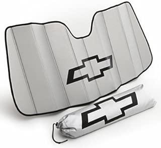 正品 Chevrolet 23155165 遮阳套装,银色