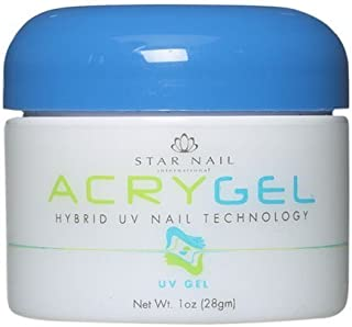 STAR NAIL AcryGel UV Gel Pink 1 oz.
