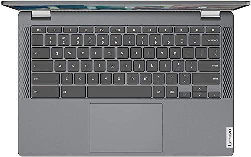 """2021 Lenovo Chromebook Flex 5 2-in-1 13.3"""" FHD Touchscreen Laptop, Intel Core i3-10110U up to 4.1GHz (Beats i5-7200U)_ 4GB DDR4, 64GB eMMC, WiFi, Backlit Keyborad, Chrome OS, w/ GM 64GB SD Card"""