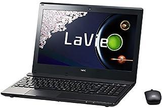日本電気 LaVie Note Standard - NS350/AAB クリスタルブラック PC-NS350AAB