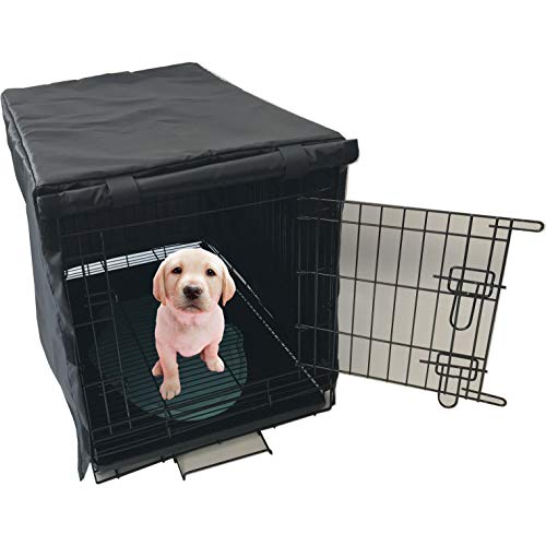 TC-Tour Dog Crate Cover