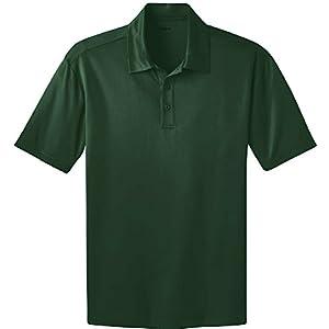 Men's Silk Touch Golf Polo Shirts