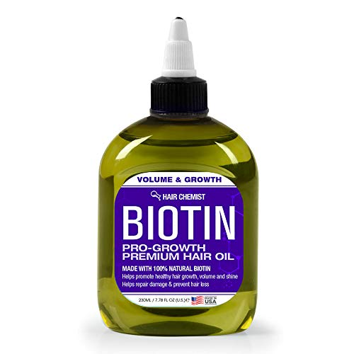 Hair Chemist Biotin Pro-Growth Premium Hair Oil 7.78 oz.