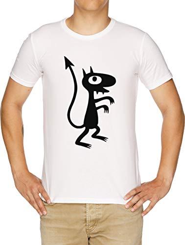 Luci - Luci Camiseta Hombre Blanco