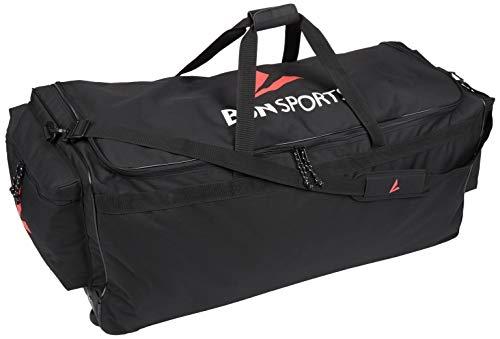 BSN Sports Wheeled Deluxe EQ Bag-BK