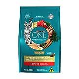 Oferta NESTLÉ PURINA ONE Ração Seca para gatos adultos todas as raças Frango e Carne 500g por R$ 25.99