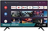 40-Inch Class H55 Series Android Smart TV with Voice Remote (2020 Model), TV Only-1080p