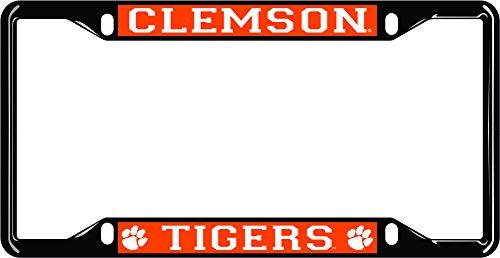 clemson license plate frame - 5