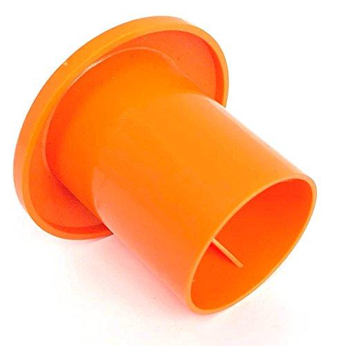 MYCS Mushroom Rebar Cap (25 Pack) - Rebar Size: #3-#7, 10M - 25M