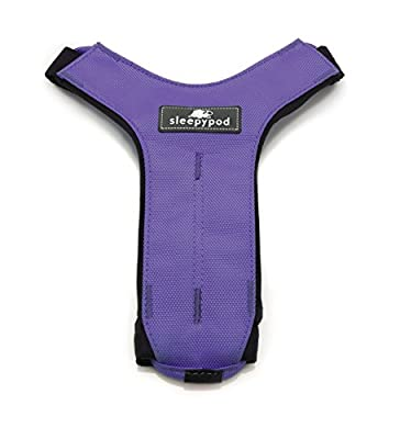 Sleepypod Clickit Sport Safety Harness-Violet-X-Large (Used - Like New)