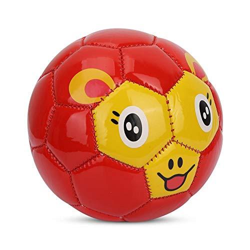 Balón de fútbol para niños, Pelota de fútbol de Entrenamiento para niños al Aire Libre, tamaño 2 Equipo de fútbol