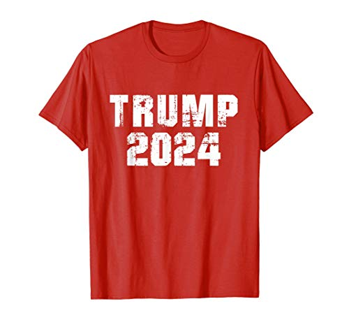 Trump 2024 Election Keep America Great 2020 and more Tshirt T-Shirt