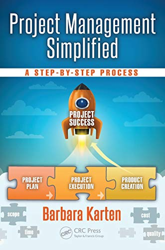 Project Management Simplified A Step By Step Process Systems Innovation Book Series