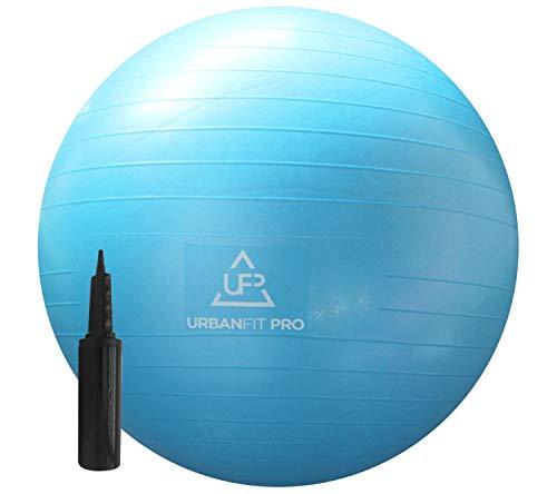 Gran Shopping Pelota de Yoga 75 cm Soporta 450 kg Crossfit – Azul Cielo