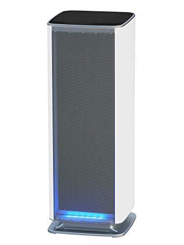 ベルエール BA-300 静電気フィルタ式空気清浄機 スリムタワー 最大20畳 フィルタ洗浄可能 (空気清浄機本体のみ)