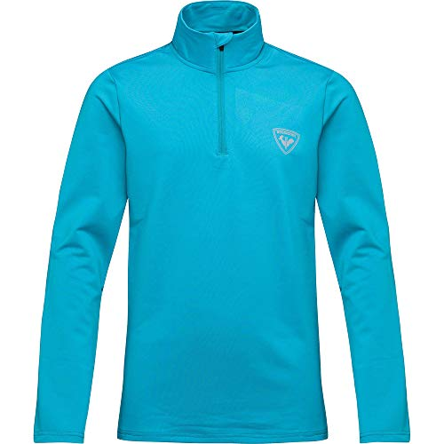 Ni/ños Rossignol 1//2 Zip Fleece Forro Polar